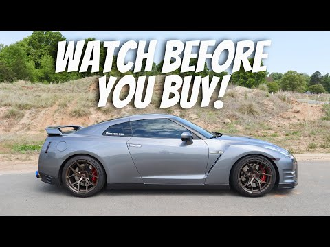 Nissan GTR R35 Ultimate Buyers Guide | WATCH THIS FIRST