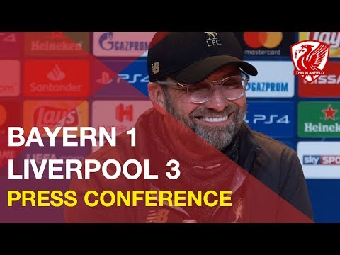 Bayern Munich 1-3 Liverpool | Jurgen Klopp's Post-Match Press Conference