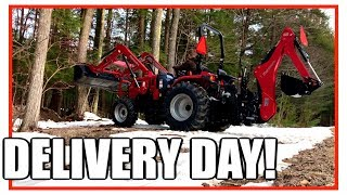 10. Taking Delivery of NEW Mahindra 2638 HST Tractor!