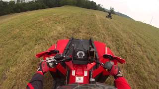 3. 2014 POLARIS SCRAMBLER 850 & 2014 YAMAHA RAPTOR 700 RACING