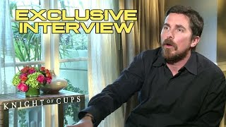 Nonton Christian Bale Interview   Knight Of Cups  2016  Joblo Com Exclusive Hd Film Subtitle Indonesia Streaming Movie Download