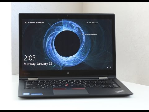 Lenovo ThinkPad X1 Yoga Review Carbon