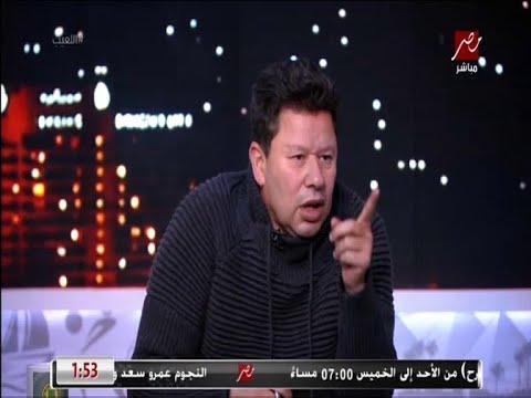 رضا عبد العال: استقلت من بلدية المحلة بمزاجي