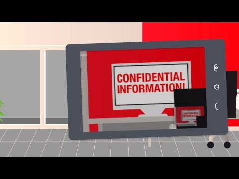 Visual Data Security In The Financial Services Sector - Explained