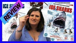 Ice Sharks (2016) Movie Review! ❄️🦈