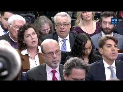 SPICY: Donald Trump Press Secretary Sean Spicer Press Briefing Conference 3/22/2017