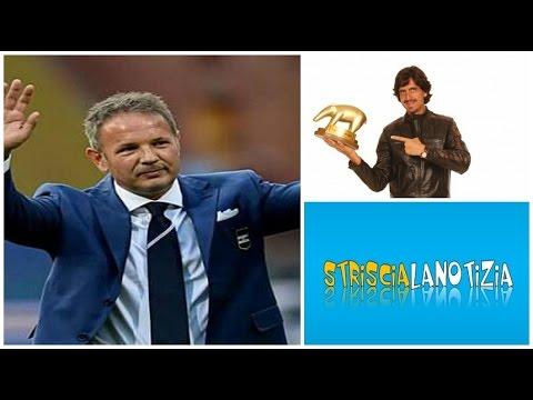 tapiro a mihajlovic - l'allenatore del milan: sono peggio di inzaghi!