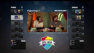 Paris vs Arras- EPSI Ligue S3 - Day 2