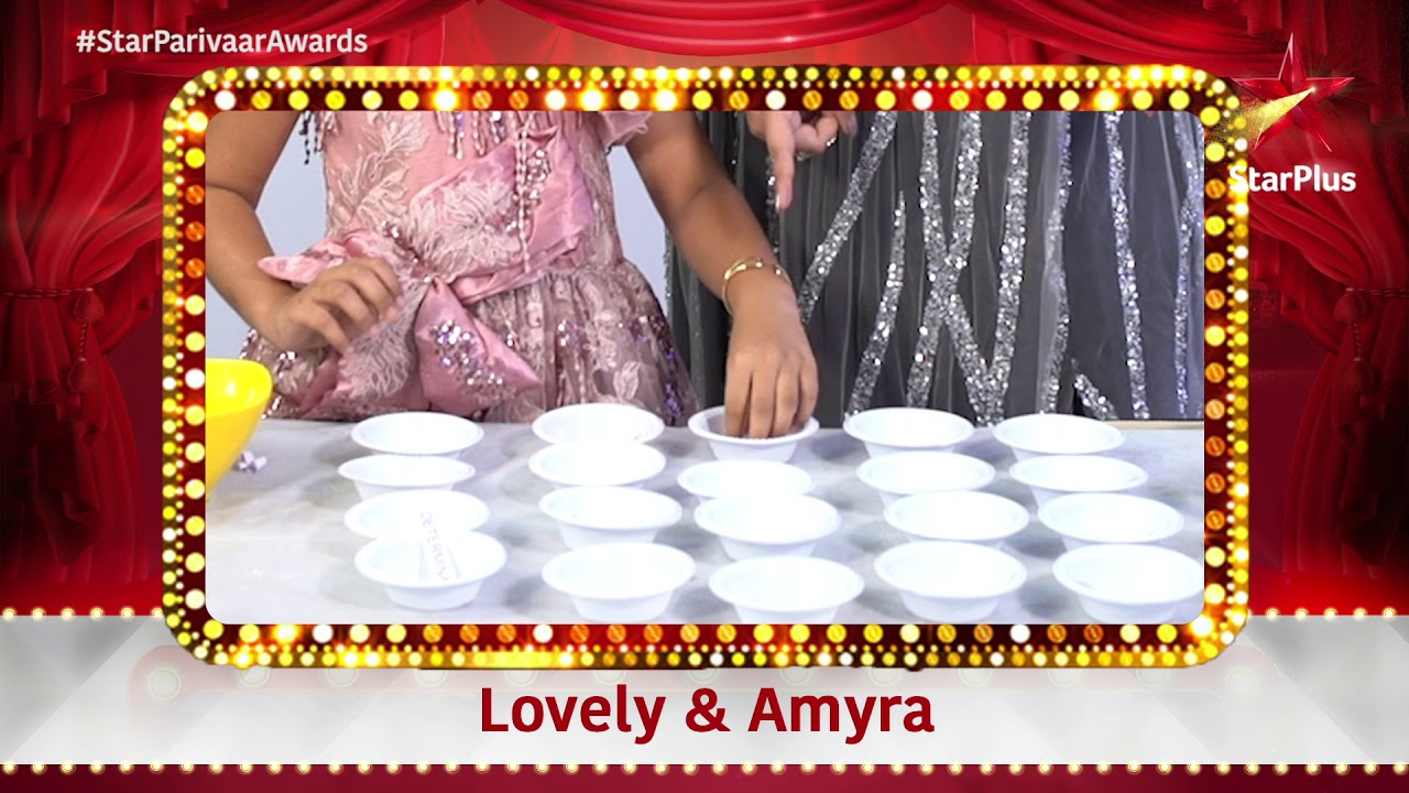 Star Parivaar Awards 2018 | Karamaati Recipe – Lovely & Amyra