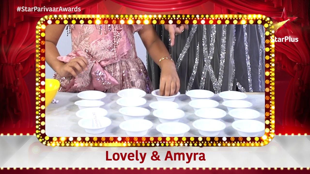 Star Parivaar Awards 2018 | Karamaati Recipe – Lovely & Amyra