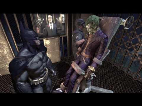 batman arkham asylum xbox 360 part 1