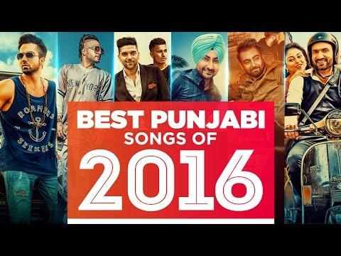 """Best Punjabi Songs"" of 2016 (Audio) T-Series Top 10 Punjabi Songs | Punjabi Jukebox"