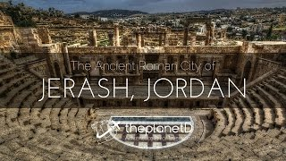 Jerash Jordan  city photos : Jordan's Ancient Roman City of Jerash