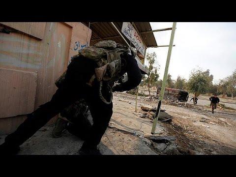 Ιράκ: Σκληρές μάχες εντός του πανεπιστημίου της Μοσούλης