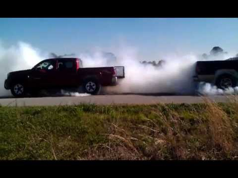 Tug of war – Toyota vs. Dodge