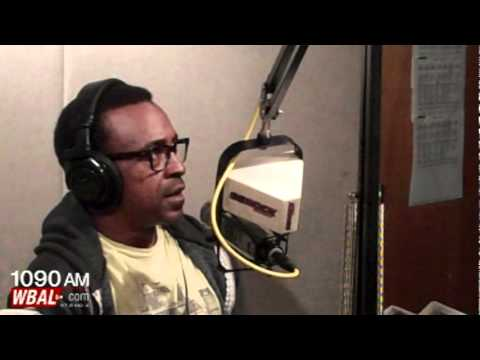 Tim Meadows on 98 Rock In Baltimore