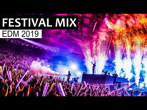 FESTIVAL MIX 2019 - EDM & Bass Electro House Music - Thời lượng: 50 phút.