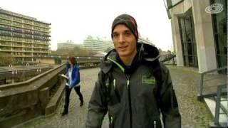 Von morgen bis abends: ein typischer Tag von Maximilian Reinelt aus dem Deutschlandachter mit Rudern, Uni, Krafttraining und...