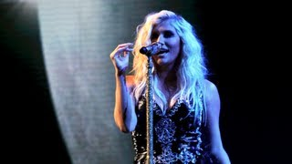 Ke$ha Caught Lip-Syncing On The X-Factor!?!