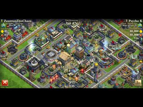 #652. DomiNations - 5 Base Built Tricks