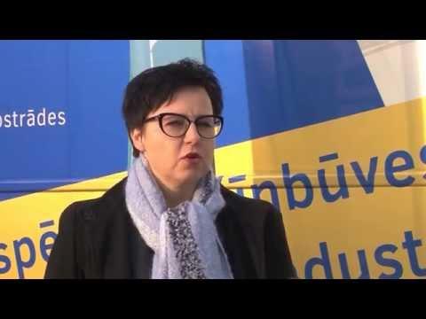 """Karjeras nedēļas laikā Valmierā viesojās arī """"TehnoBuss Latvija"""""""