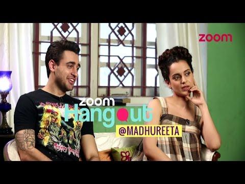 Hangout With Kangana Ranaut & Imran Khan | Katti Batti | Full Episode