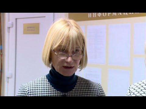 Помощник министра здравоохранения Ирина Андреева посетила Новгород с рабочим визитом