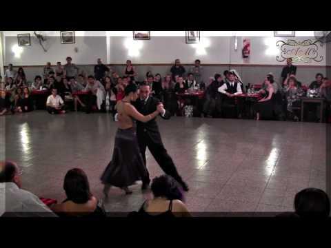 Jonathan Spitel, Betsabet Flores 2012 La baldosa, Buenos Aires