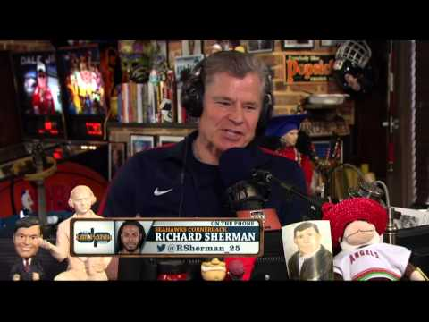 Richard Sherman on the Dan Patrick Show (Full Interview) 05/07/2014