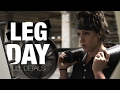 FULL LEG DAY WORKOUT | DANA LINN BAILEY