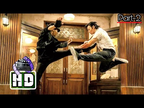 Master Z: Ip Man Kung-Fu Fight scene | Tony Jaa Best Fight Scene Ever.