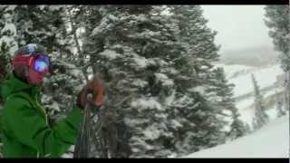 Jamey Parks Captures Alta Powder with JVC Adixxion! (Full Version)