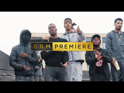 M24 X Stickz - Luke Cage [Music Video] | GRM Daily