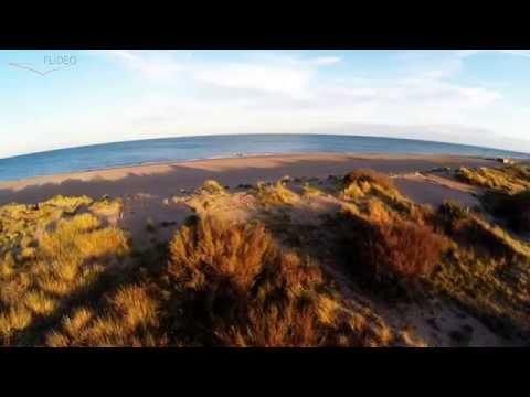 Vendres Drone Video