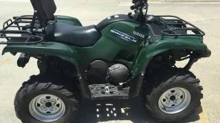 10. New 2011 Yamaha Grizzly 700 4x4 EPS ATV For Sale in Lake City near Gainesville, FL!