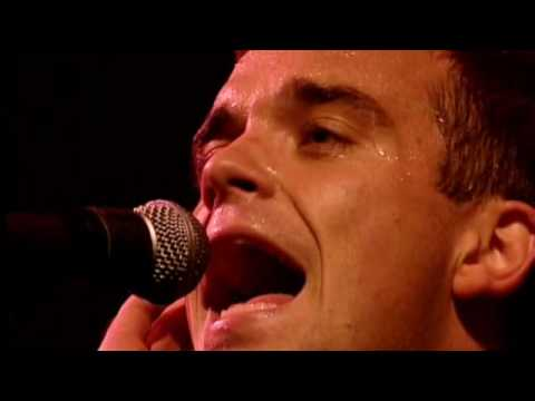 Robbie Williams - No Regrets (Live)