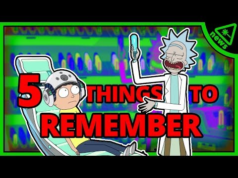 5 Key Details Rick and Morty Fans Need to Prep for Season 4! (Nerdist News w/ Amy Vorpahl)
