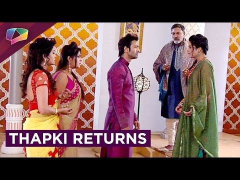 Thapki Returns To Pandey Niwas After 7 YEARS | Tha