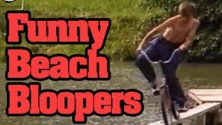 Funny Beach Bloopers Compilation