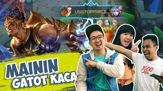 Video AKU JADI GATOT KACA - MOBILE LEGEND #mlbb MP3, 3GP, MP4, WEBM, AVI, FLV November 2017