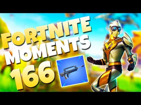 Reddit wtf - THE NEW BURST RIFLE IS AMAZING!! (FULL AUTO-MODE TRICK?!)  Fortnite Daily & Funny Moments Ep. 166