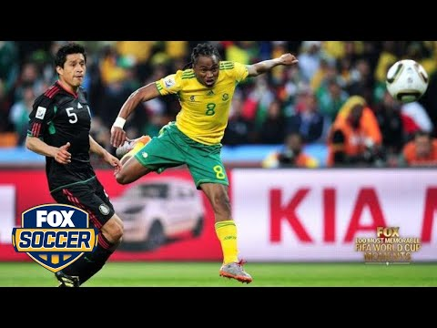 52nd Most Memorable FIFA World Cup™ Moment: Tschabalala for Africa | FOX SOCCER