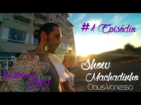 Bastidores CeV ✿ Show Machadinho RS | Claus e Vanessa OFICIAL