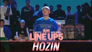 Hozin – 2019 LINE UP SEASON 5 JUDGE SHOWCASE