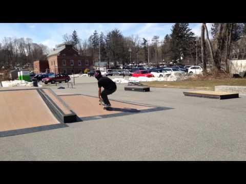 Cornboy @patriot skatepark
