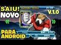 Saiu!! Novo Dragonball Super Tap Battle BETA V.1.0 Para [Android]