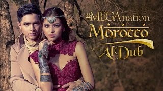 Video MEGANation Morocco with AlDub MP3, 3GP, MP4, WEBM, AVI, FLV Januari 2019