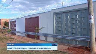 Secretário de Logística e Transportes afasta diretor regional do DER em Bauru