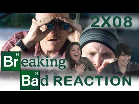 Breaking Bad 2X08 BETTER CALL SAUL reaction