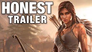 TOMB RAIDER (Honest Game Trailers)